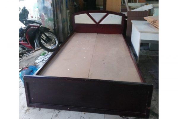 Thanh lý giường cũ 1m2 x 2m MDF cao cấp giá rẻ