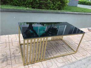 Thanh lý bàn kính sofa cũ hàng Vip giá rẻ