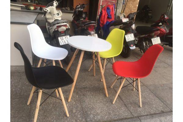 Thanh Lý Bộ Bàn Ghế Cafe Cao Cấp Giá Rẻ