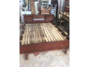 Thanh lý giường cũ 1m6 gỗ cẩm lai giá rẻ