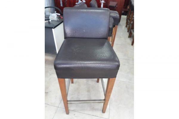 Thanh lý ghế bar cũ bọc da M40
