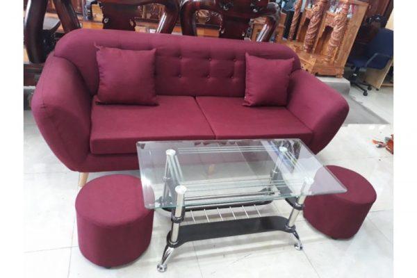 Thanh lý bộ sofa tiếp khách xuất khẩu SF49