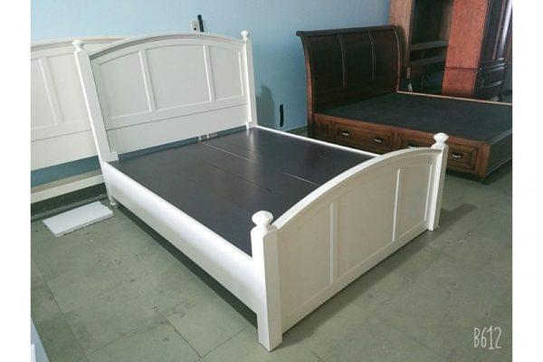 Thanh lý giường QUEEN 1m55 x 2m cao cấp