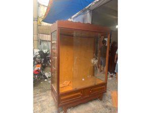 Thanh lý tủ quần áo cũ gỗ cẩm lai