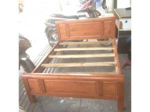 Thanh lý giường trẻ em cũ gỗ xoan