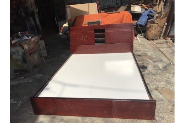 Thanh lý giường cũ 1m6 giá rẻ