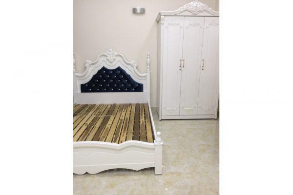 Thanh lý bộ giường - tủ hoàng gia mới 95%