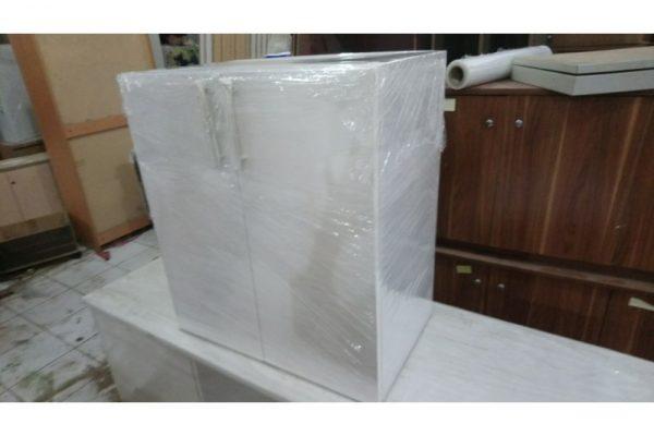 Thanh lý tủ thấp 2 cánh Prudential 01