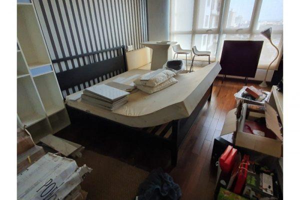 Thanh lý giường gỗ 1m8 cũ giá rẻ
