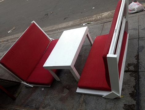 Bán bàn ghế cũ