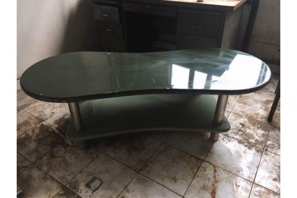 Thanh lý Bàn sofa cũ mặt kính kiểu đẹp giá rẻ C06