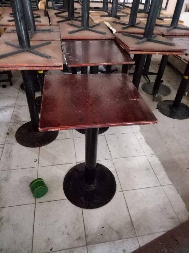 Thanh lý bàn ghế cafe giá rẻ, chất lượng như mới tại TP Hồ Chí Minh