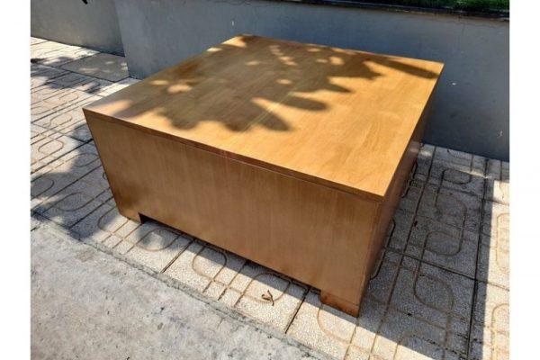 Thanh lý Bàn salon bằng gỗ hàng cũ giá rẻ