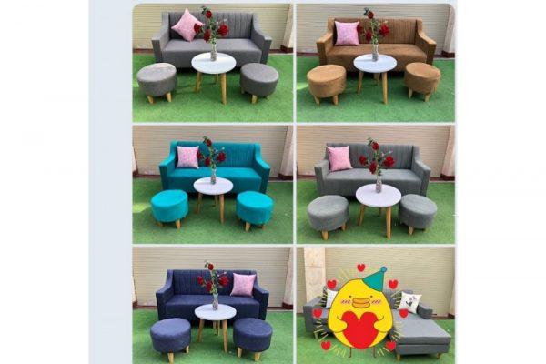 Thanh lý Ghế sofa mini nhập khẩu cao cấp giá rẻ