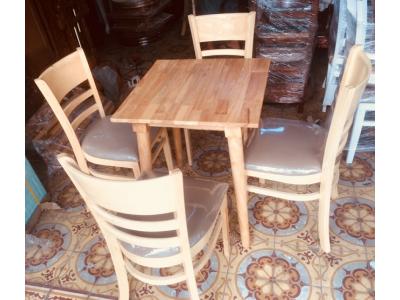 Cách lựa chọn sản phẩm thanh lý bàn ghế quán ăn, nhà hàng