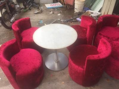 Địa chỉ mua bán bàn ghế sofa cafe cũ giá rẻ và uy tín tại TP.HCM