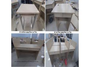 Thanh lý +3 mẫu bàn làm việc cao cấp - Giá 400k