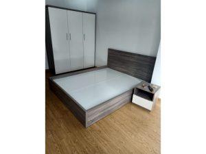 Thanh lý Bộ giường - tủ 3 món hàng đẹp như mới giá rẻ