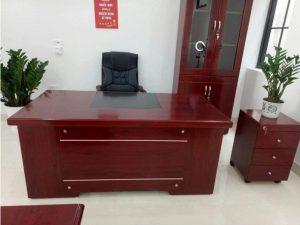 Thanh lý Bộ combo phòng giám đốc 4 món hàng mới 100%