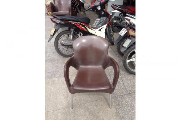 Thanh lý ghế sake cũ màu nâu giá rẻ