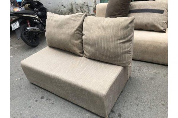 Thanh lý băng sofa đôi cũ 1m giá rẻ