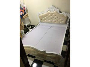Thanh lý giường hoàng gia 1m6