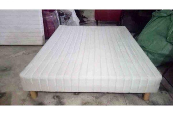 Thanh lý giường nệm cũ 1m6 giá rẻ