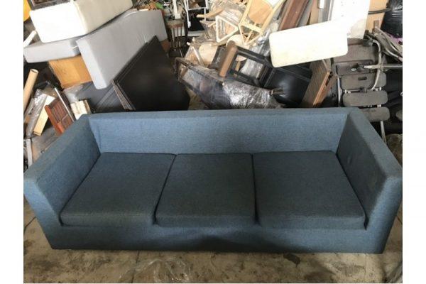 Thanh lý Ghế sofa 3 chỗ bọc vải tồn kho giá rẻ