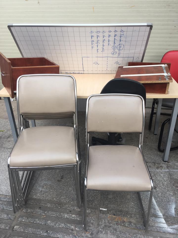 Dịch vụ thanh lý bàn ghế văn phòng tại TP Hồ Chí Minh