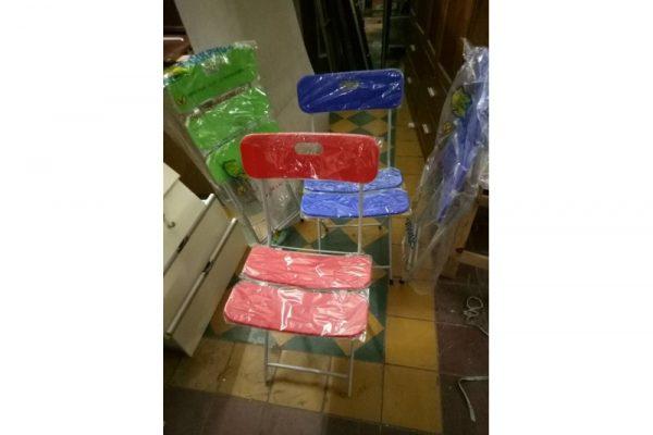 Thanh lý ghế xếp nhựa 3 lá