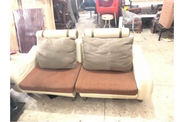 Băng sofa cũ 2 chỗ hàng tồn kho giá rẻ