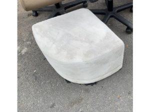Thanh lý đôn sofa bọc vải cũ giá rẻ