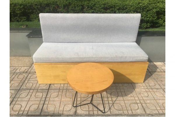 Thanh lý Băng ghế sofa 1M3, 1M6 hàng cũ giá rẻ