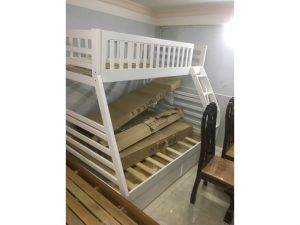 Thanh lý giường tầng gỗ xuất khẩu giá rẻ