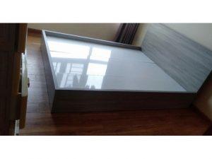 Giường phản gỗ công nghiệp nhiều màu 1m6 giá rẻ