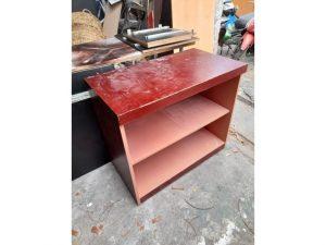 Thanh lý Kệ gỗ đựng đồ 2 ngăn cũ - KHSC27