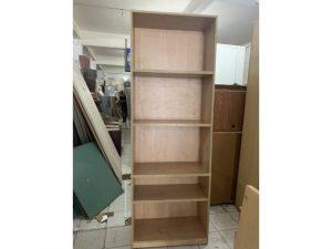 Kệ gỗ đựng đồ 2m2x80cm màu sồi giá rẻ