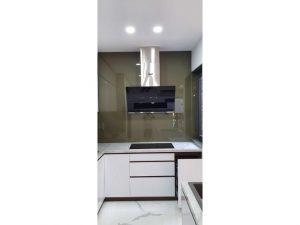 Tủ bếp đóng sẵn giá rẻ cho căn hộ cao cấp mẫu 10