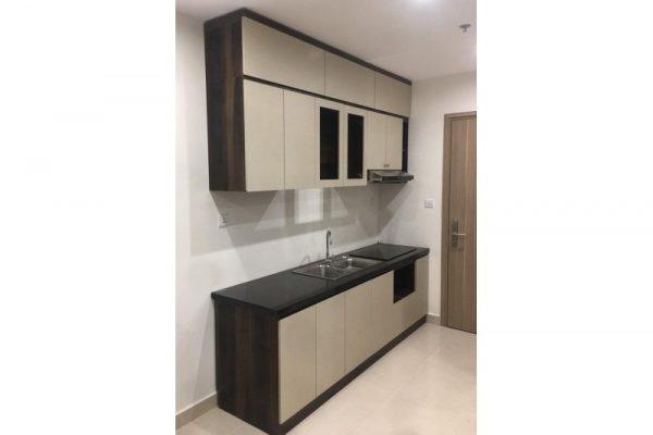 Tủ bếp đóng sẵn giá rẻ cho căn hộ cao cấp mẫu 13
