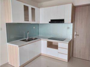 Tủ bếp đóng sẵn giá rẻ cho căn hộ cao cấp mẫu 17