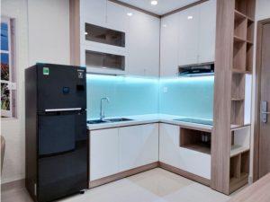 Tủ bếp đóng sẵn giá rẻ cho căn hộ cao cấp mẫu 20