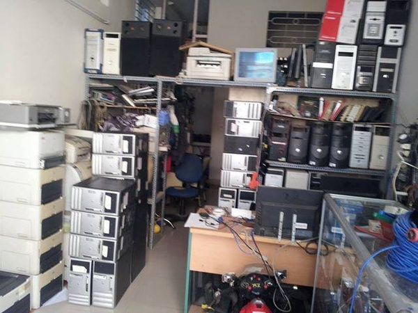 thanh lý máy tính cũ