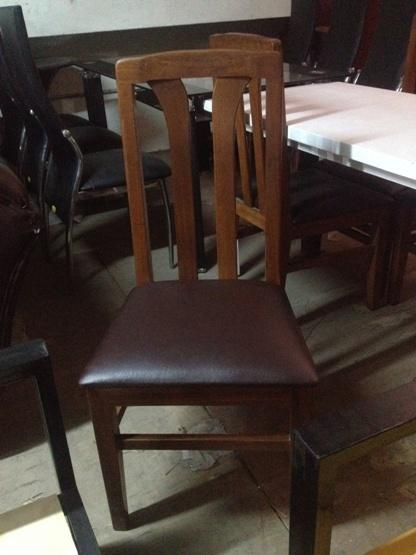 ghế gỗ bàn ăn cũ
