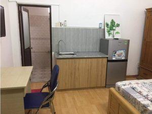 Tủ Bếp 1M2 MFC Phủ Melamine Giá Rẻ Cho Căn Hộ
