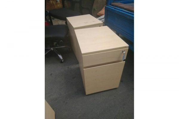 Thanh lý Tủ hồ sơ mini 2 ngăn hàng cũ giá rẻ