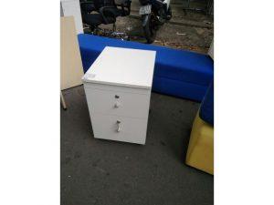Thanh lý Tủ hồ sơ mini cũ màu trắng giá rẻ