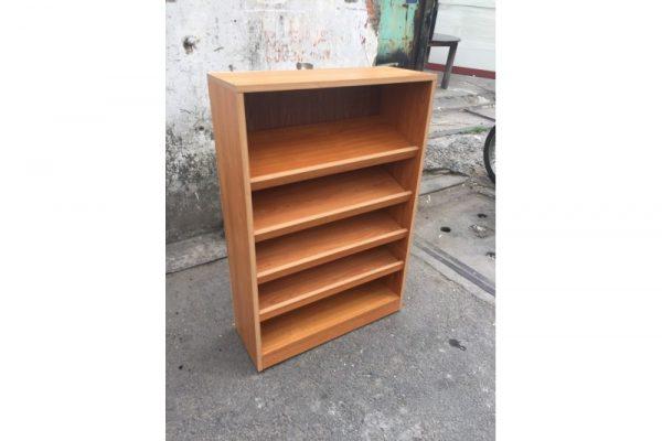 Thanh lý Kệ gỗ nhiều ngăn 1mx70cm tồn kho giá rẻ