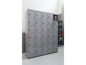 Thanh lý Tủ locker săt 30 ngăn mới giá rẻ M22