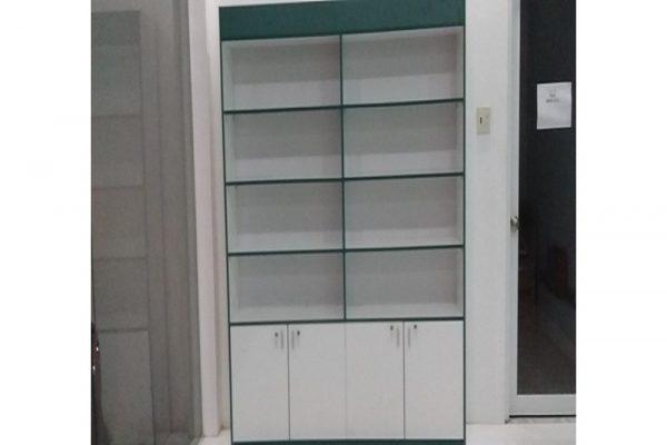 Thanh lý Tủ trưng bày nhiều ngăn 2mx2m mới giá rẻ