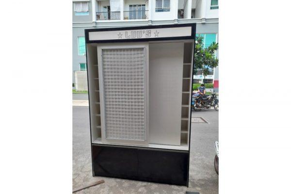 Thanh lý Tủ trưng bày hiện đại, đẹp 2m4x1m6 giá rẻ